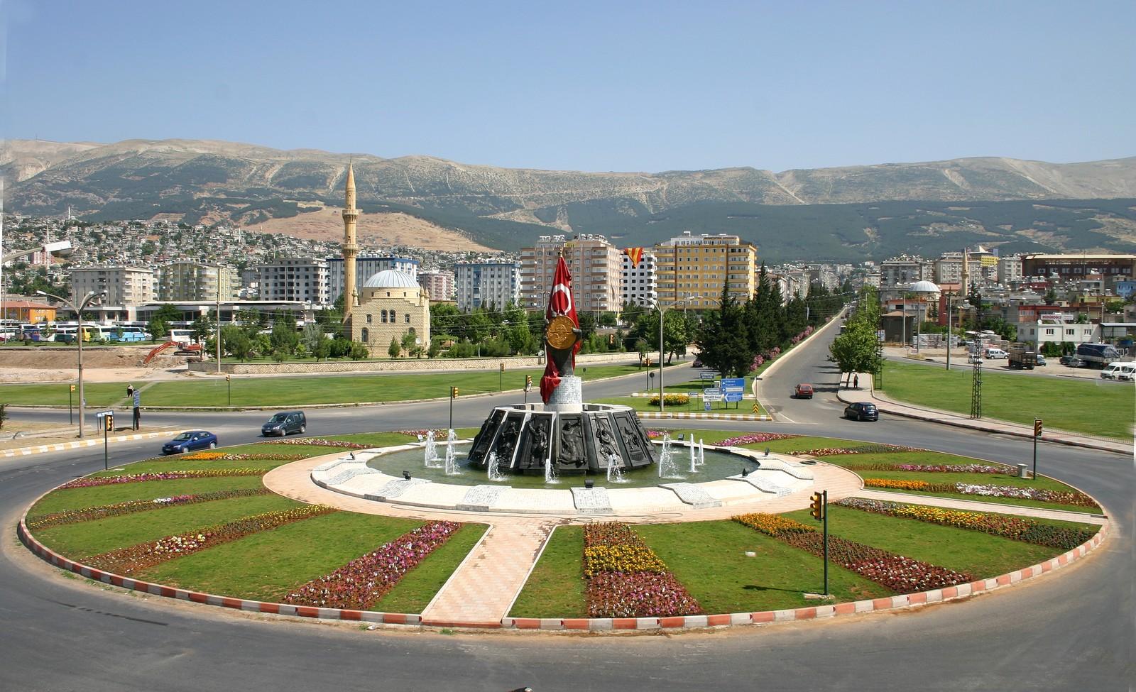 Kahramanmaraş  Kahramanmaraş Büyükşehir Belediyesi