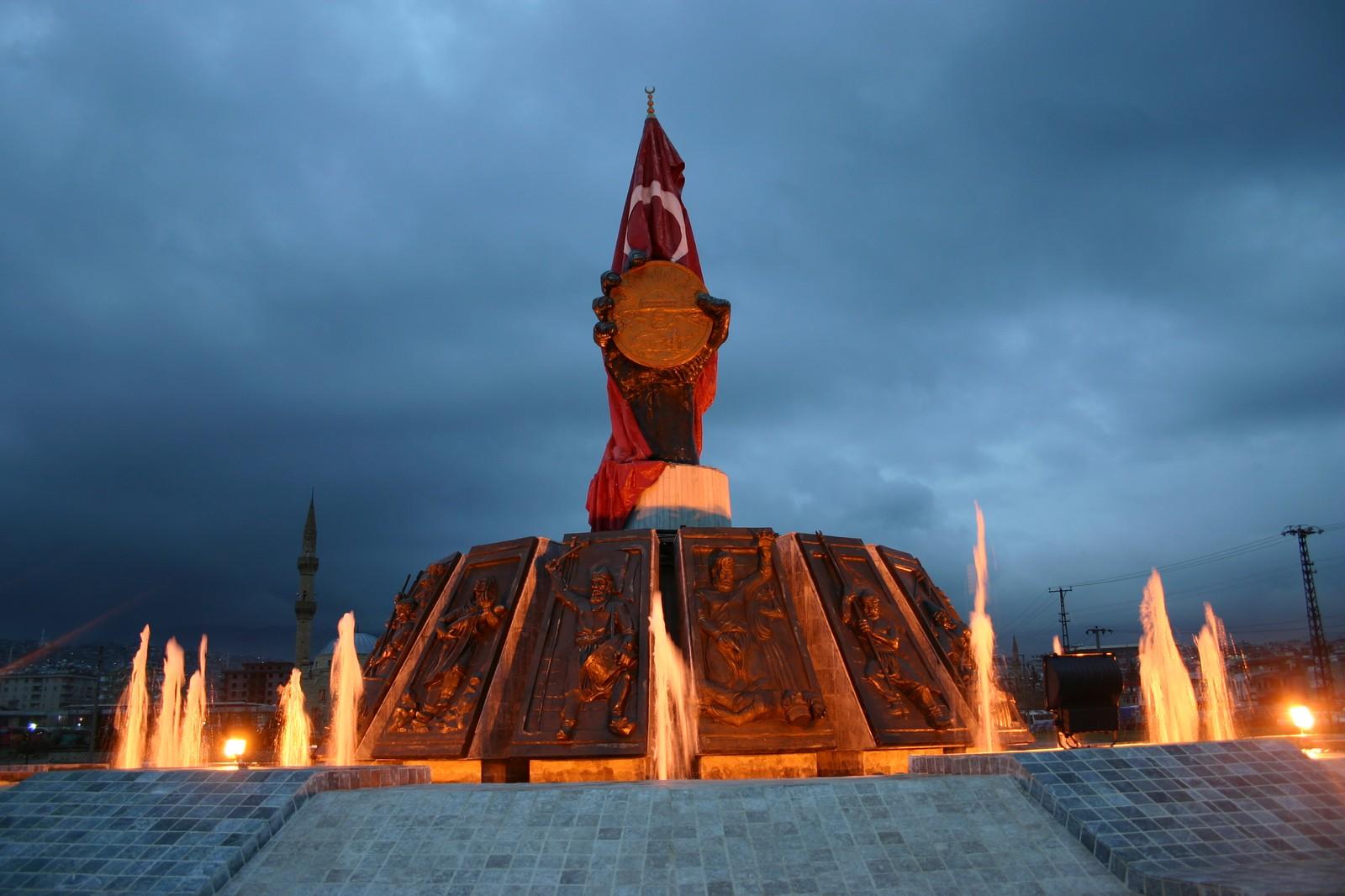 Kahramanmaraş Gezi Rehberi  Gezimanya