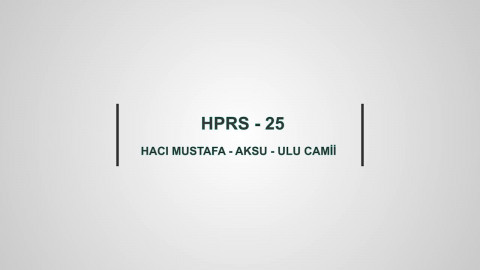 HPRS 25