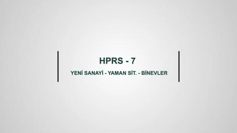 HPRS 07
