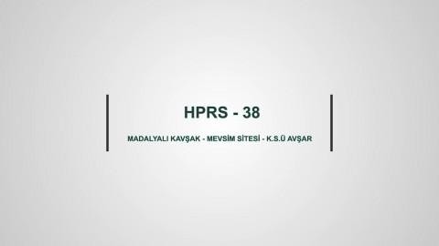 HPRS 38